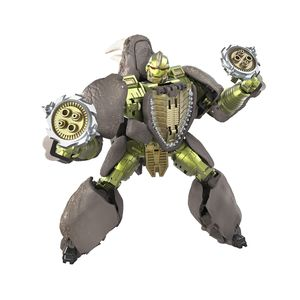 [Transformers: Generations: War For Cybertron: Action Figure: Kingdom Voyager WFC-K27 Rhinox (Product Image)]