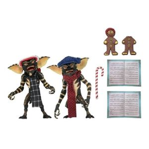 [Gremlins: Action Figures: Christmas Carol Winter Scene (Pack 1) (Product Image)]