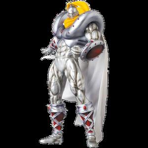 [Kinnikuman: UDF Mini Figure: Silverman (Product Image)]