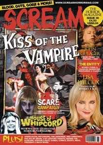 [Scream Magazine #37 (Product Image)]