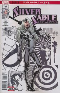 [Silver Sable: Wild Pack #36 (Legacy) (Product Image)]