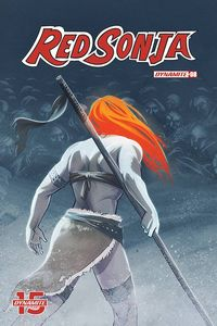 [Red Sonja #8 (Cover D Omeara) (Product Image)]