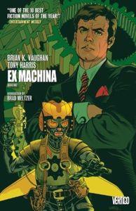 [Ex Machina: Book One (Product Image)]