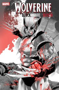 [Wolverine: Black White Blood #2 (Product Image)]