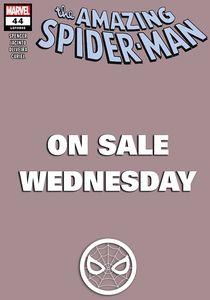 [Amazing Spider-Man #44 (Marvel Wednesday Variant) (Product Image)]