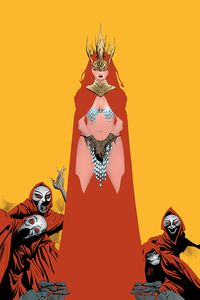 [Red Sonja #19 (Cover A Lee) (Product Image)]