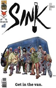 [Sink #1 (2nd Printing) (Product Image)]