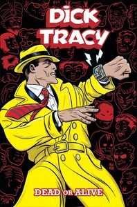 [Dick Tracy: Dead Or Alive (Product Image)]