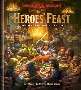 [Dungeons & Dragons Cookbook (Hardcover) (Product Image)]
