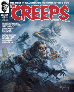 [Creeps #24 (Product Image)]