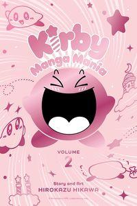 [Kirby: Manga Mania: Volume 2 (Product Image)]