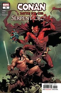[Conan: Battle For The Serpent Crown #5 (Product Image)]
