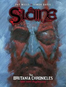 [Slaine: Brutania Chronicles: Volume 3: Psychopomp (Signed Hardcover) (Product Image)]