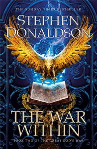 [The Gods Great War: Book 2: The War Within (Signed Hardcover Edition) (Product Image)]