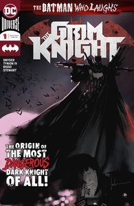 [Batman Who Laughs: The Grim Knight #1 (Product Image)]