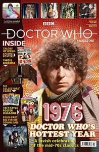 [Doctor Who Magazine #550 (Product Image)]