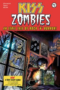 [Kiss: Zombies #2 (Haeser Variant) (Product Image)]
