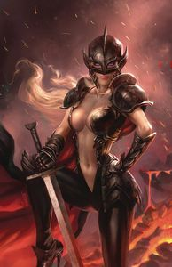 [Black Knight #4 (Cover C Burns) (Product Image)]