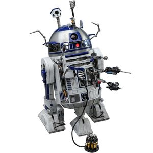 [Star Wars: Hot Toys Deluxe Action Figure: R2-D2 (Product Image)]