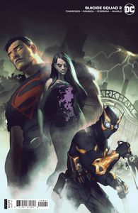 [Suicide Squad #2 (Cover B Gerald Parel Card Stock Variant) (Product Image)]
