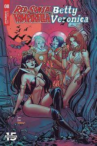 [Red Sonja & Vampirella Meet Betty & Veronica #8 (Cover C Braga) (Product Image)]