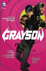 [Grayson: Volume 1: Agents Of Spryal (Product Image)]