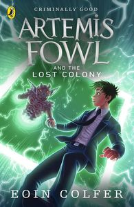 [Artemis Fowl & The Lost Colony (Product Image)]