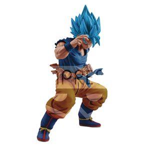 [Dragon Ball Super: Masterlise Statue: SS God: Super Saiyan Son Goku (Product Image)]