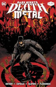 [Dark Nights: Death Metal #1 (Soundtrack Special Edition: Rise Against) (Product Image)]
