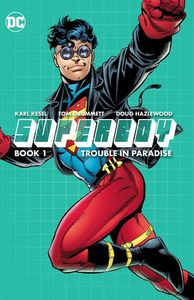[Superboy: Book 1: Trouble In Paradise (Product Image)]