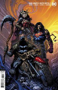 [Dark Nights: Death Metal #1 (David Finch Batman Variant Edition) (Product Image)]