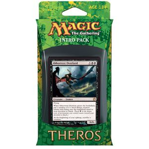 [Magic The Gathering: Theros: Intro Pack (Product Image)]