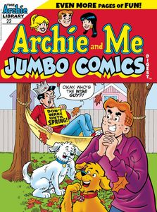 [Archie & Me: Jumbo Comics Digest #22 (Product Image)]