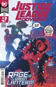 [Justice League: Odyssey #23 (Product Image)]
