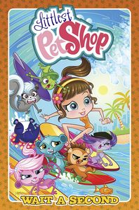 [Littlest Pet Shop: Wait A Second (Hardcover) (Product Image)]