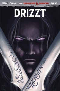 [Dungeons & Dragons: Drizzt (100-Page Giant) (Product Image)]