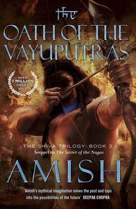 [Oath Of The Vayuputras (Product Image)]