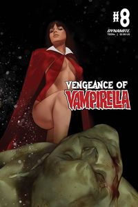 [Vengeance Of Vampirella #8 (Cover B Oliver) (Product Image)]