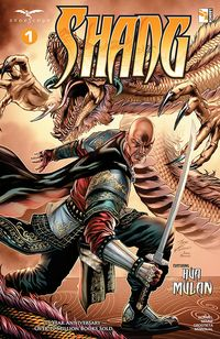 [The cover for Shang #1 (Cover A Vitorino)]