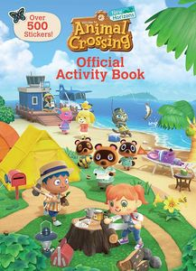 [Animal Crossing: New Horizons: Official Activity Book (Product Image)]