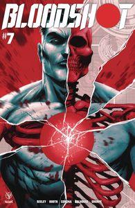 [Bloodshot (2019) #7 (Cover A Kirkham) (Product Image)]