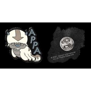 [Avatar: The Last Airbender: Enamel Pin Badge: Appa (Product Image)]