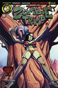 [Zombie Tramp: Ongoing #55 (Cover A Winston Young) (Product Image)]