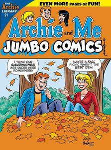 [Archie & Me: Jumbo Comics Digest #21 (Product Image)]