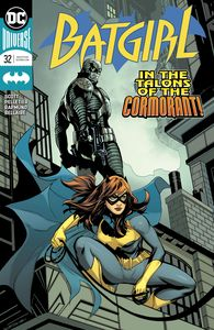 [Batgirl #32 (Product Image)]