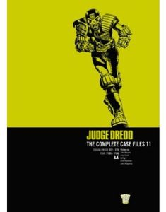 [2000AD: Judge Dredd: Complete Case Files: Volume 11 (Product Image)]
