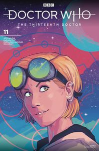 [Doctor Who: 13th Doctor #11 (Cover A Templer) (Product Image)]