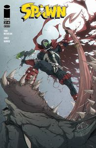 [Spawn #314 (Cover C Revolver) (Product Image)]