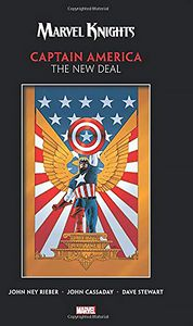 [Marvel Knights: Captain America By Rieber Cassaday: New Deal (Product Image)]