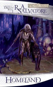 [Legend of Drizzt: Book 1: Homeland (Product Image)]